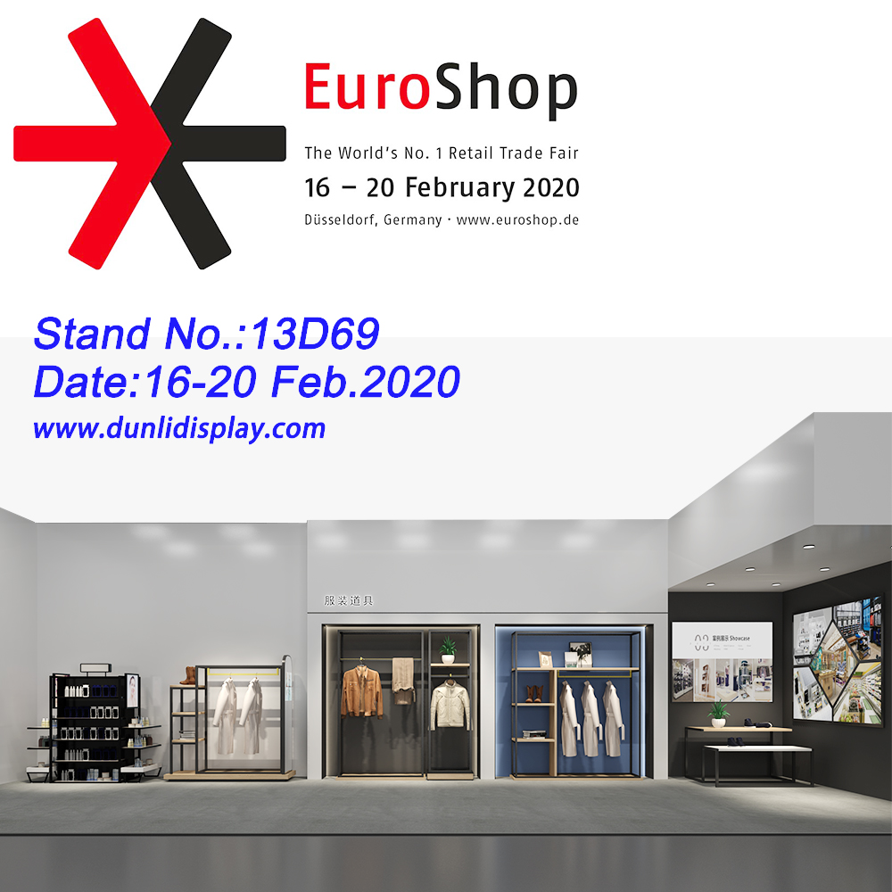 welcome to EuroShop 2020